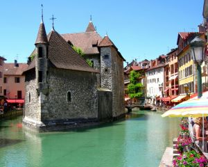 Annecy-Rhone-Alpes-France