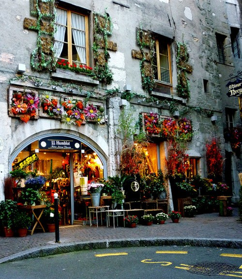A bela annecy e os jardins secretos france - Boutique free annecy ...