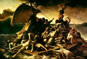 Le Radeau de la Méduse - Théodore Géricault 1819