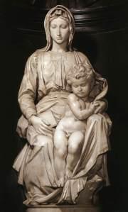 Onze Lieve Vrouwekerk - Madonna and Child - Michelangelo