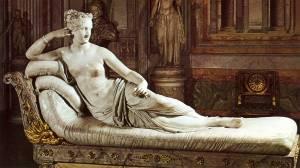 Pauline Bonaparte - Antonio Canova