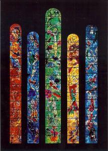 Fraumünster - Chagall Windows
