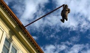 Hanging Out -  David Černý