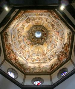 La Cupola di Santa Maria del Fiore a Firenze
