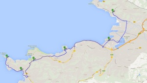 Piran até Ankaran