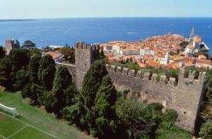 Piransko obzidje - Walls of Piran